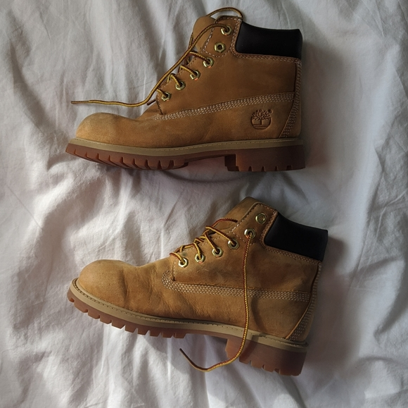 boys youth timberland boots
